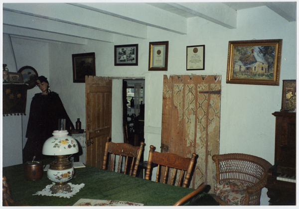 Tiptree cottage interior