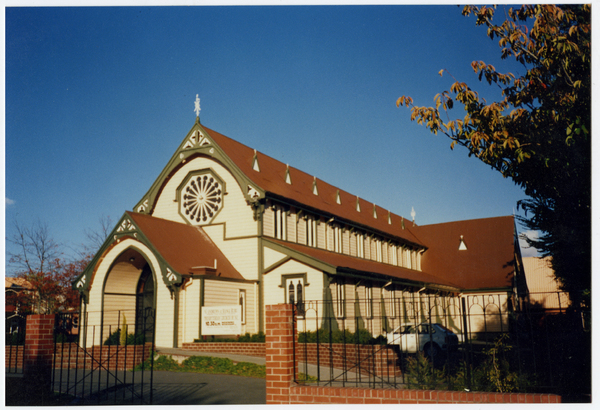 St Andrews Presbyterian Church, Rangi Ruru, Christchurch