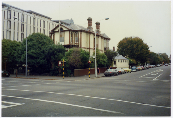 Canterbury Club, Cambridge Terrace