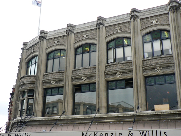McKenzie and Willis building