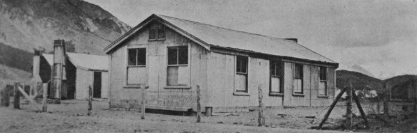 Moveable school on the Co-operative Railway Works