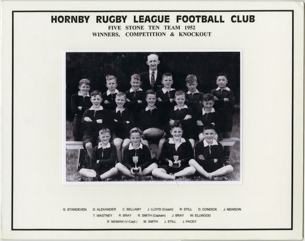 Hornby Five Stone Ten Pound Team