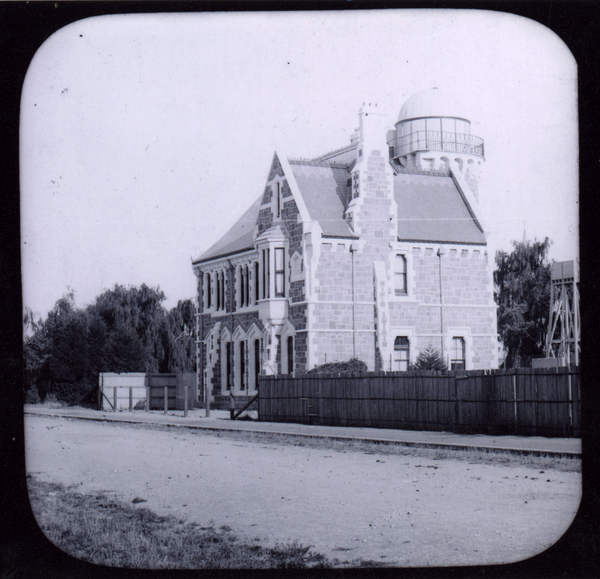 Observatory, Canterbury College
