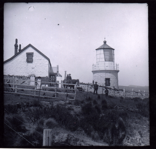 Godley Head lighthouse