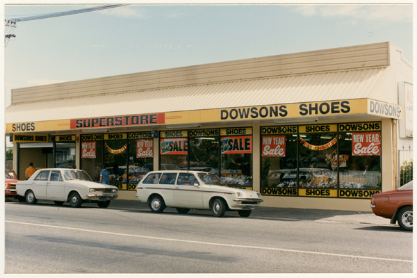 Superstore Dowsons Shoes on Ferry Road