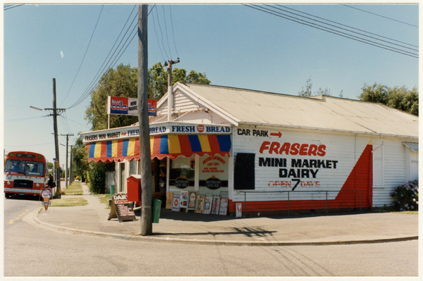Frasers Mini Market Dairy on New Brighton Road