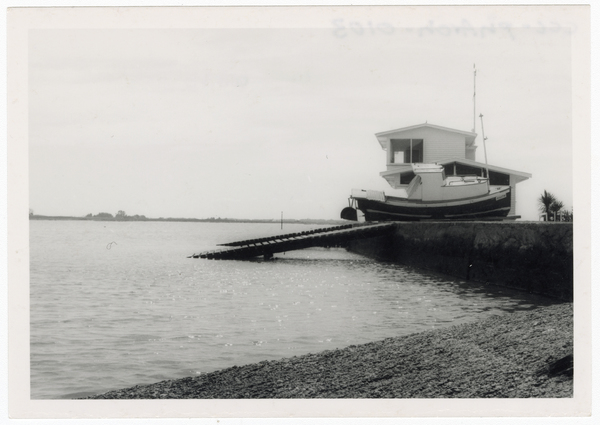 Boat ramp on the Estuary