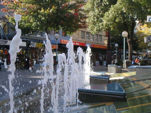Image of City Mall Fountain