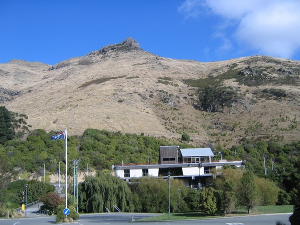 Lyttelton Tunnel Administration Building