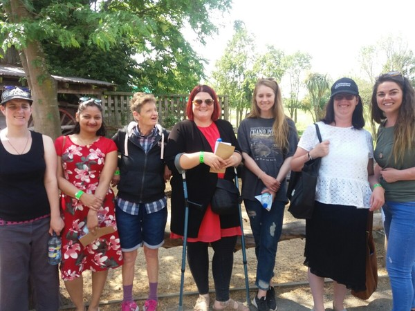 International Volunteer Day at Willowbank Wildlife Reserve