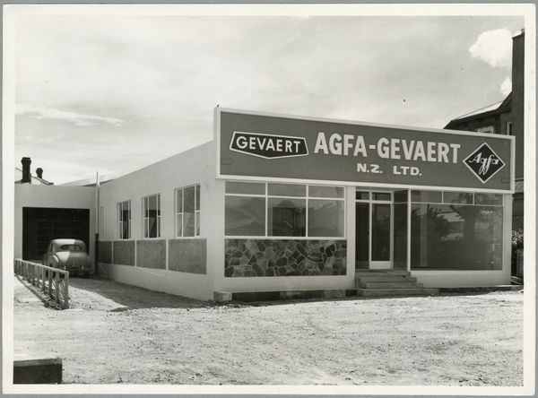 Agfa-Gevaert South Island headquarters