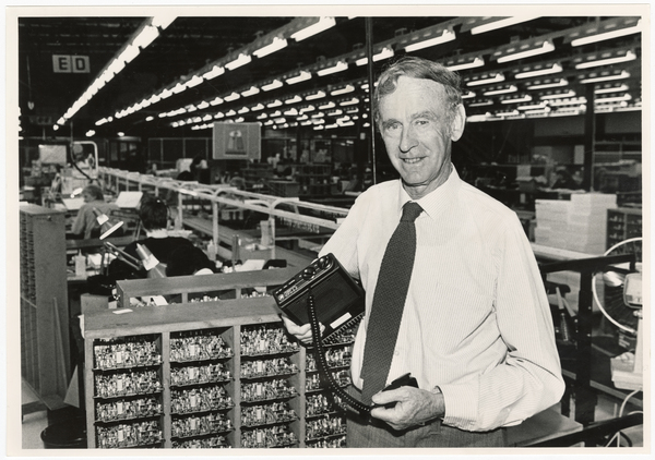 Angus Tait of Tait Electronics